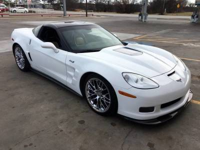 Craigslist Candy - 2010 Corvette ZR-1 : Driven, Not Stored