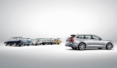 Volvo has a long history of wagons in America  (Volvo Photo)
