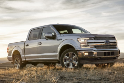 The 2018 Ford F150  (Ford Motor Company Photo)