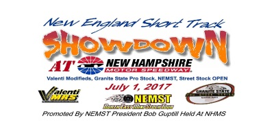 More Details Announced for NE Short Track Showdown