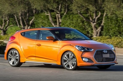 The 2017 Hyundai Veloster  (Hyundai Photo)