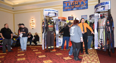 The 2016 version of the Racer's Expo  (Racer's Expo Photo)