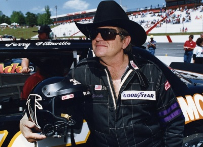 Jerry Glanville (Atlanta Journal Constitution Photo)