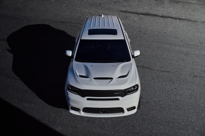 The Dodge Durango SRT  (FCA Photo)