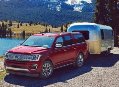 The 2018 Ford Expedition  (Ford Motor Company Photo)