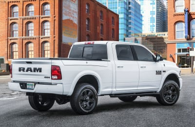 The Ram Heavy Duty Nite Edition  (FCA Photo)