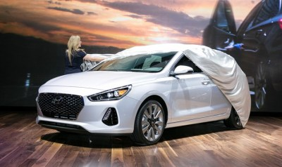 The 2018 Hyundai Elantra GT Hatchback  (Hyundai Photo)
