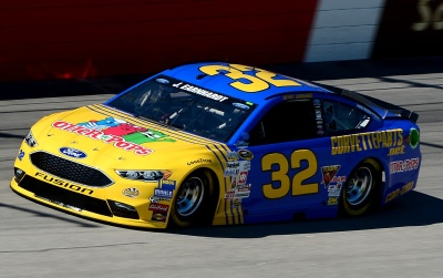 The #32 Go FAS Ford  (NASCAR Photo)