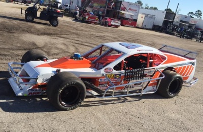 Ryan Preece's #6 Modified  (Ryan Preece Racing Photo)