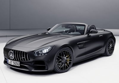 AMG GT C Roadster Edition 50  (Mercedes-Benz Photo)