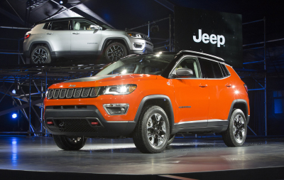 The 2017 Jeep Compass  (FCA Photo)