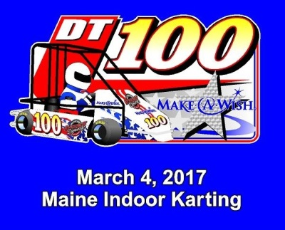 Four Drivers Split DT 100 Indoor Karting Victories