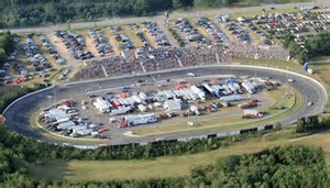 Thompson Speedway Motorsports Park.  (NASCAR Photo)