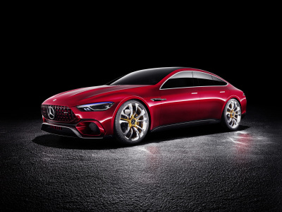 The Mercedes-Benz AMG GT  (Mercedes-Benz Photo)