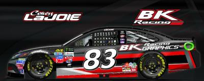 LaJoie's Ride Gets New Look for Phoenix Cup Race