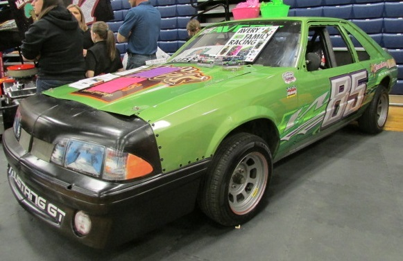Four cylinder Roadrunners will be a division of the Bunny Brawl.  (Mike Twist Photo)