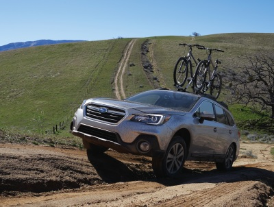 The 2018 Subaru Outback  (Subaru Photo)