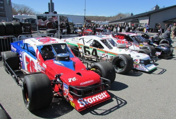 Tach Needle Photo Gallery - Modifieds of The Icebreaker