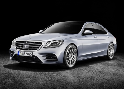 The 2018 Mercedes-Benz S-Class Sedan  (Mercedes-Benz Photo)