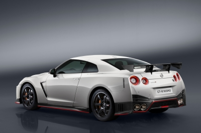 The Nissan GT-R Nismo.  (Nissan Photo)