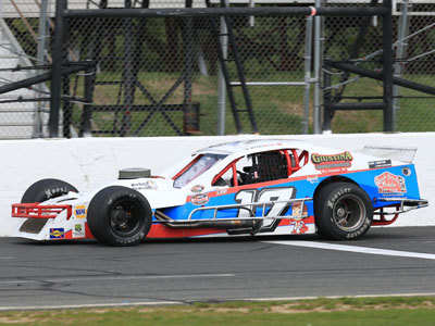 The SK Modified division is the flagship division at Stafford.  (SMS Photo)