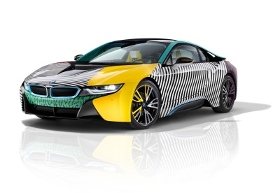 The BMW i8 MemphisStyle  (BMW Photo)