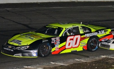 The #60 of D.J. Shaw at Star Speedway.  (PASS Photo)