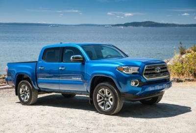 The 2016 Toyota Tacoma  (Toyota Photo)