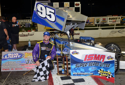 Dave Schullick, Jr.  (ISMA Photo)