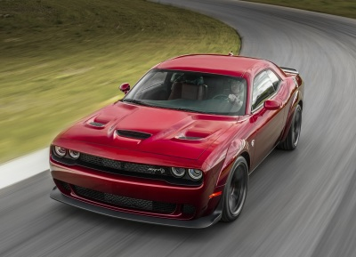 The Dodge Challenger SRT Hellcat Widebody  (FCA Photo)