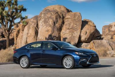 The Lexus ES350  (Lexus Photo)