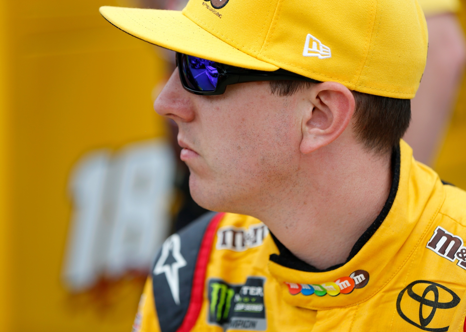 Kyle Busch  (NASCAR Photo)