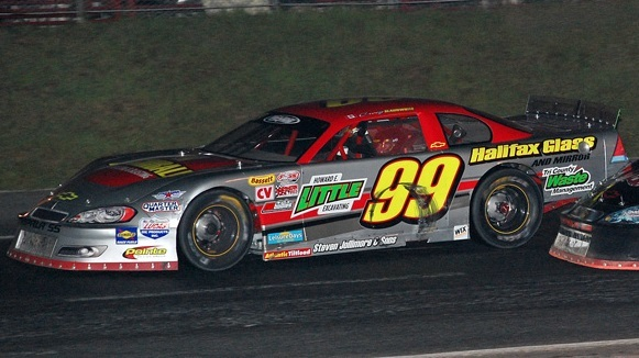 Craig Slaunwhite in the 2010 PASS North race at Speedway 660.  (PASS Photo)