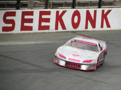 Pro Stock racing at Seekonk Speedway.  (Mike Twist Photo)