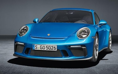 The Porsche 911 GT3 with Touring Package  (Porsche Photo)