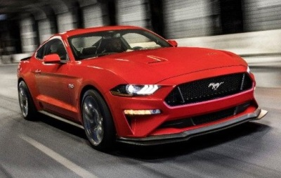 The 2018 Ford Mustang with Performance Pack Level 2.  (FoMoCo Photo)