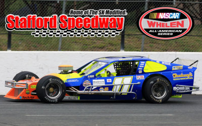 The #11 Hummel Hot Dogs SK Modified.  (SMS Photo)