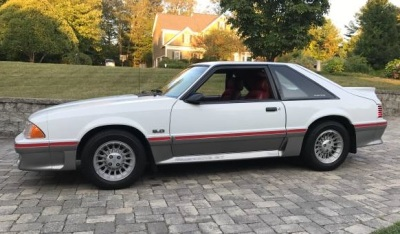 A 1988 Ford Mustang GT that could be yours.  (CraigsList.com Photo)