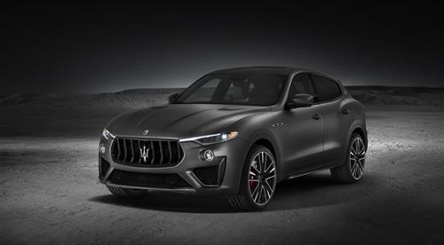 Maserati Rolls Out Levante Trofeo SUV at NY Show