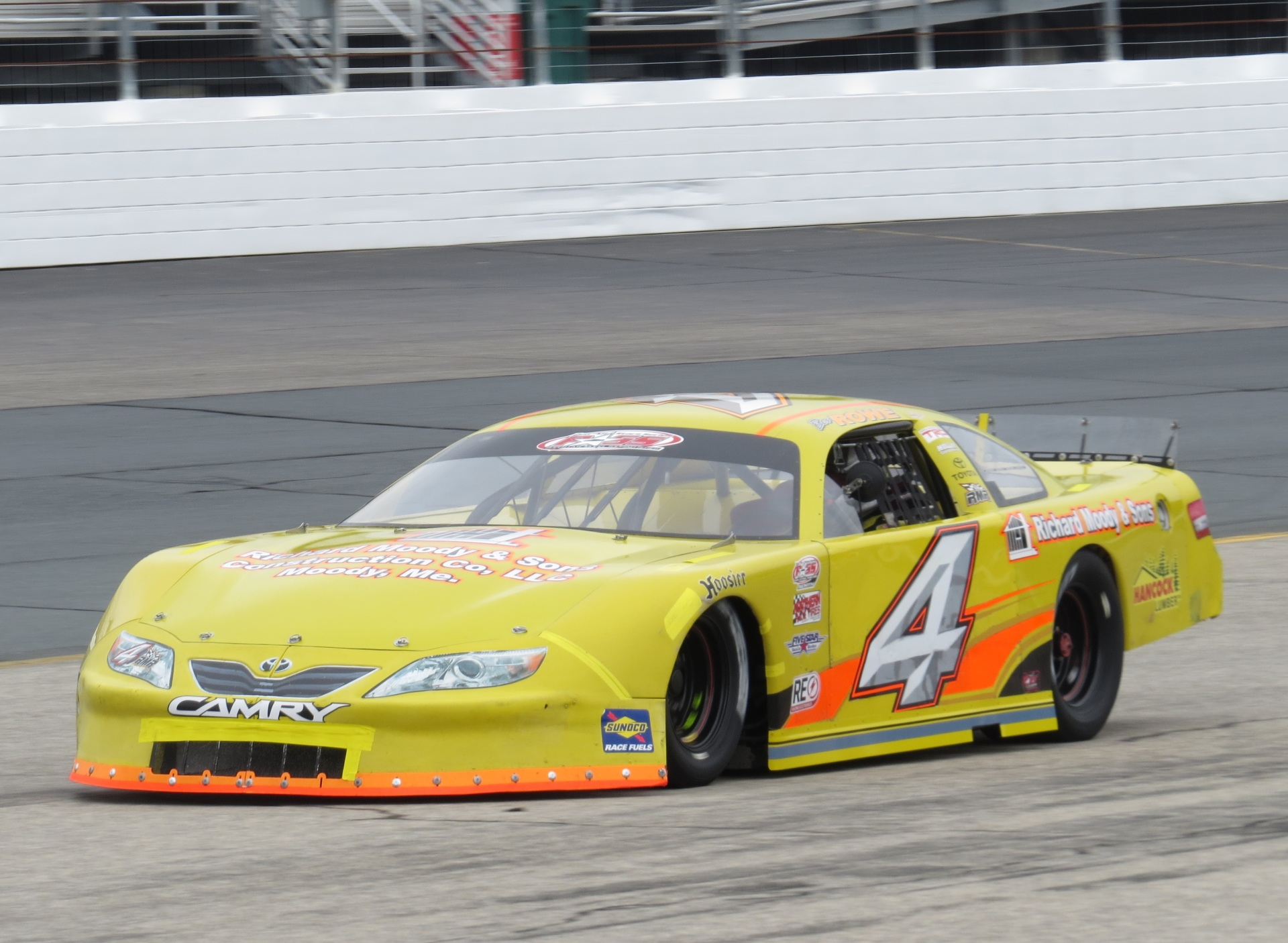Ben Rowe will be among the PASS drivers heading back to NHMS.  (Mike Twist Photo)