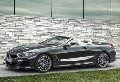 The 2019 BMW 8 Series Convertible.  (BMW Photo)