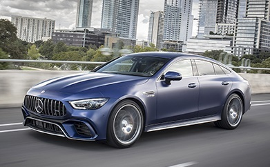 The Mercedes-Benz AMG GT 63 Four Door  (MB USA Photo)