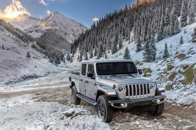 The 2020 Jeep Gladiator North Edition.  (FCA Photo)
